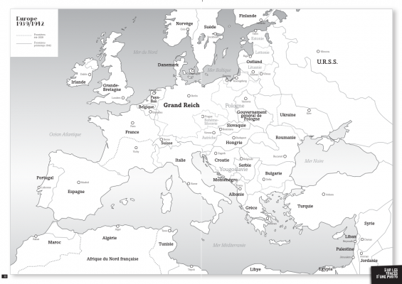 Europe 1939-1942